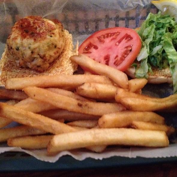Crab Cake Sandwich @ Middleton Tavern