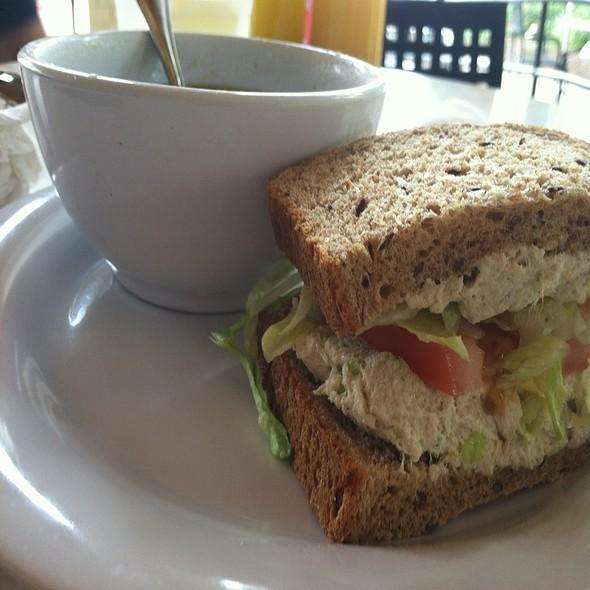 Zoes Kitchen Chicken Salad Sandwich zoe's kitchen menu - austin, tx - foodspotting
