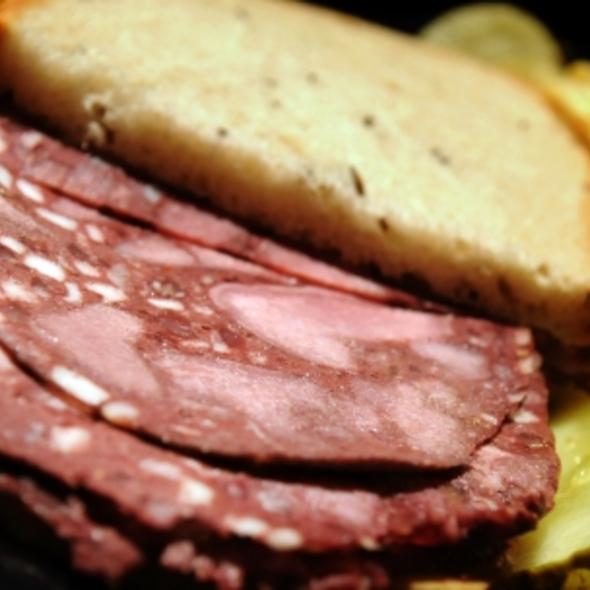 Blood Tongue Sandwich @ Teutonia Mannerchor