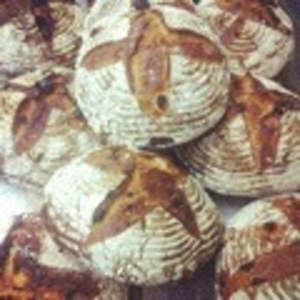 Apple, Oat And Raisin Sourdough @ Movida Bakery