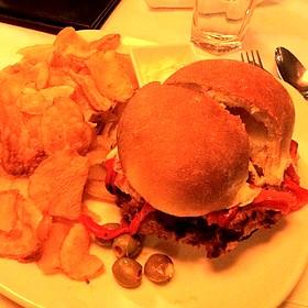 Chicken Milanesa Sandwich