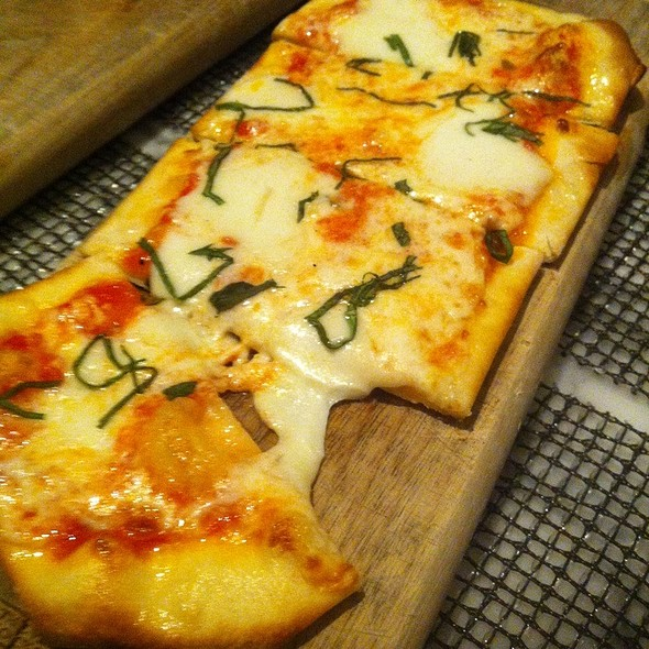 La Pizza Margherita  - Drago Centro, Los Angeles, CA