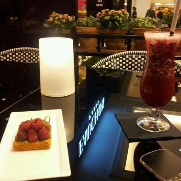 Raspberry Tart @ Fauchon - Dubai Mall