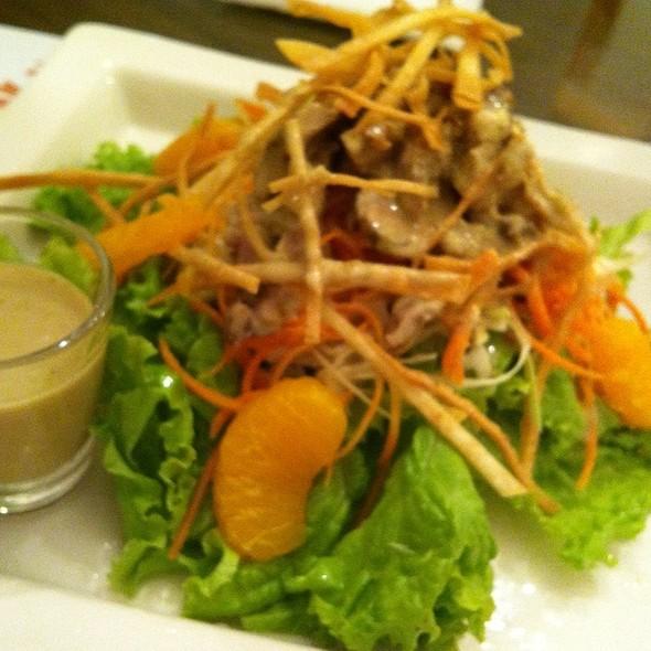 Mandarin and Chicken Salad
