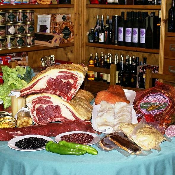 Products of Casa Rufo  @ Casa Rufo
