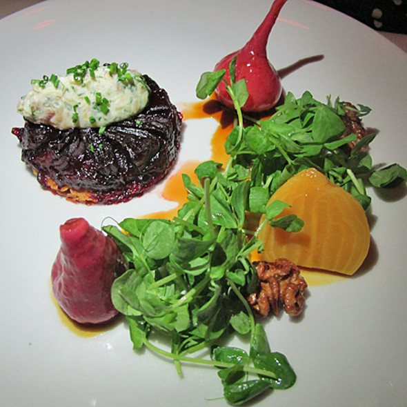 Beet Salad @ North Pond