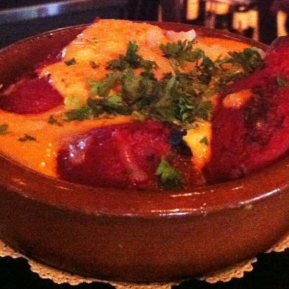 Stuffed Piquillo Peppers @ Columbia Restaurant Of Celebration