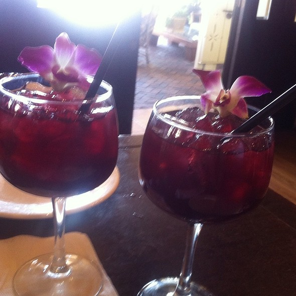 Bahia Sangria - Tommy Bahama Restaurant & Bar - Scottsdale, Scottsdale, AZ