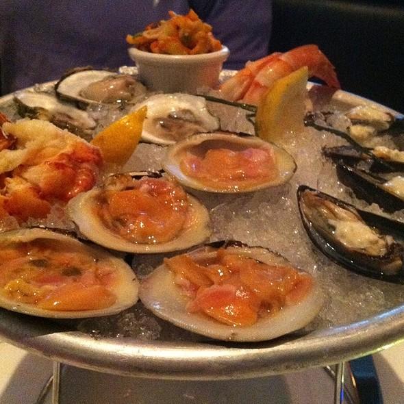 Seafood Sampler - Max Downtown, Hartford, CT