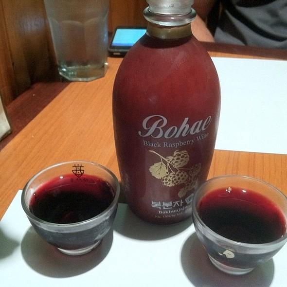 Image result for Black Raspberry Wine