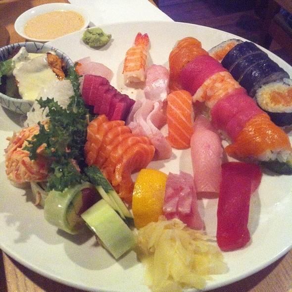 Sushi Sashimi Dinner for One @ Kotobuki Restaurant