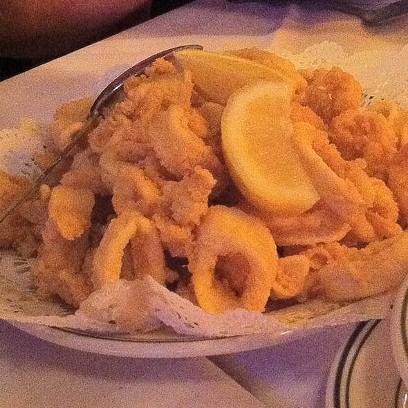 Fried Calamari - Tony's Di Napoli – Upper East Side., New York, NY