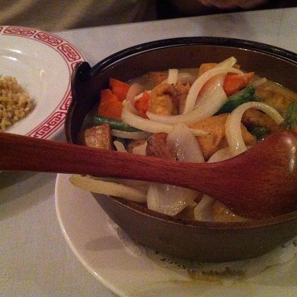 Coconut Curry Hotpot  @ Shang Hai