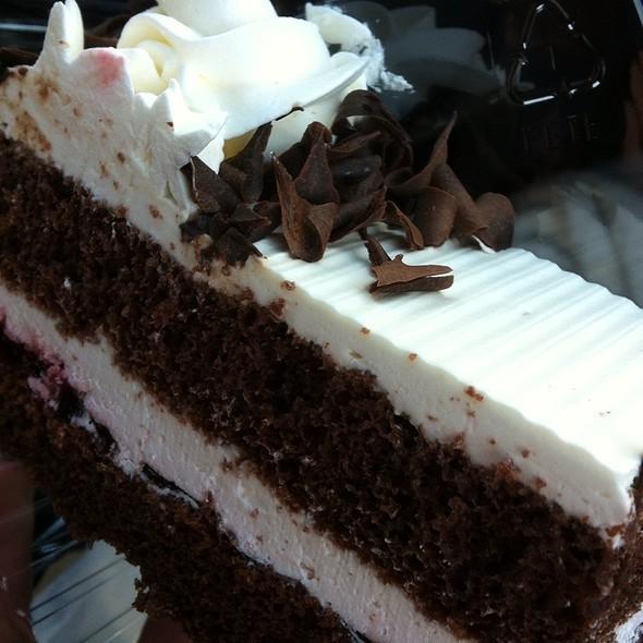 Chocolate Cake @ Red Ribbon Bakeshop