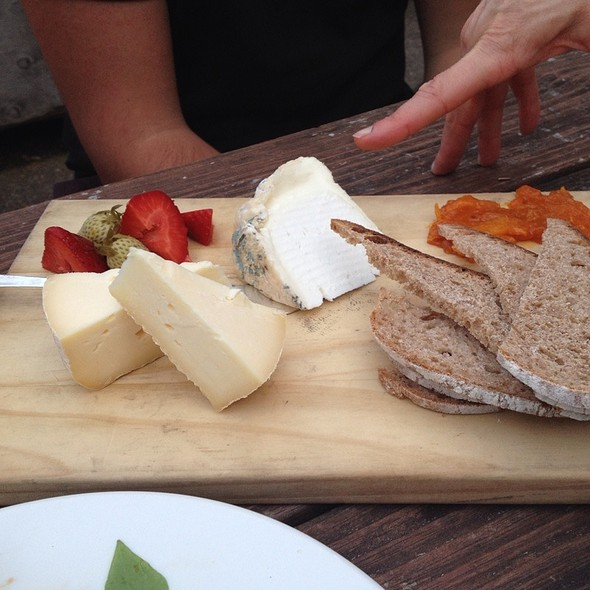 Cheese Plate - Ned Ludd, Portland, OR