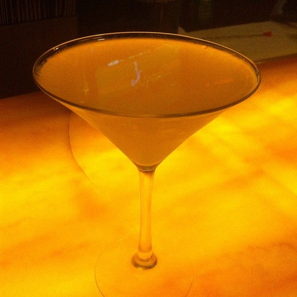 Jalepeno Pear Martini - Copelands of New Orleans, Southlake, TX