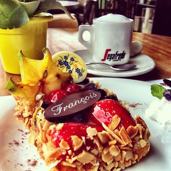 Tartelette @ Boulangerie Patisserie Café François