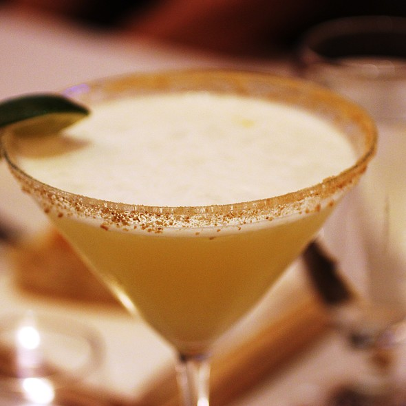 Key Lime Martini - della Voce, Manhattan, KS