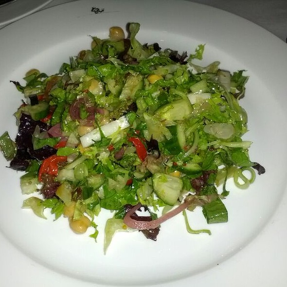 Chopped Salad - Monkey Bar, New York, NY