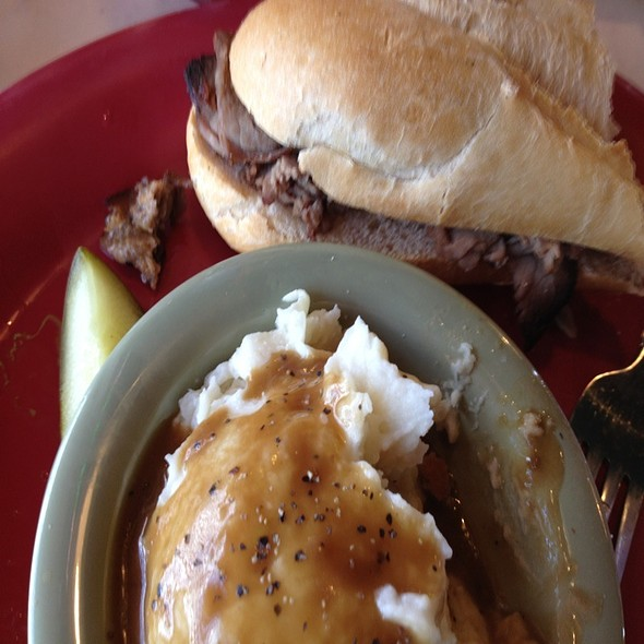 French Dip Sandwich @ McAlister's Deli
