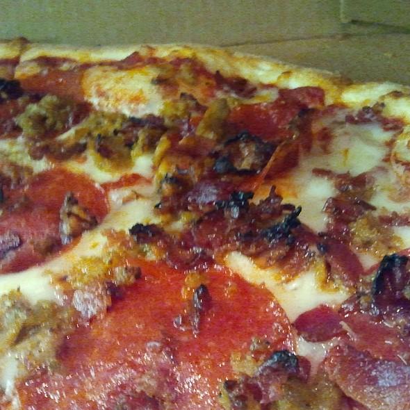 Meat Lover @ Cibelli's Pizza