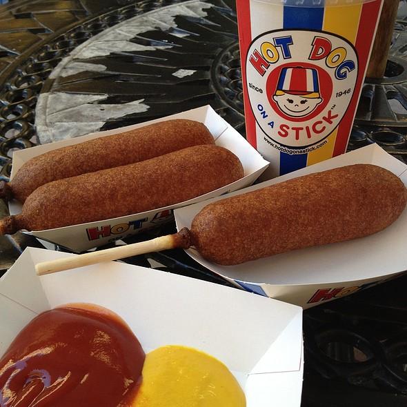 Hot Dog on a Stick @ Hot Dog on a Stick