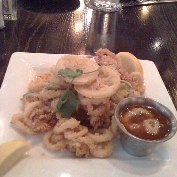 Fried Calamari @ Stone Werks