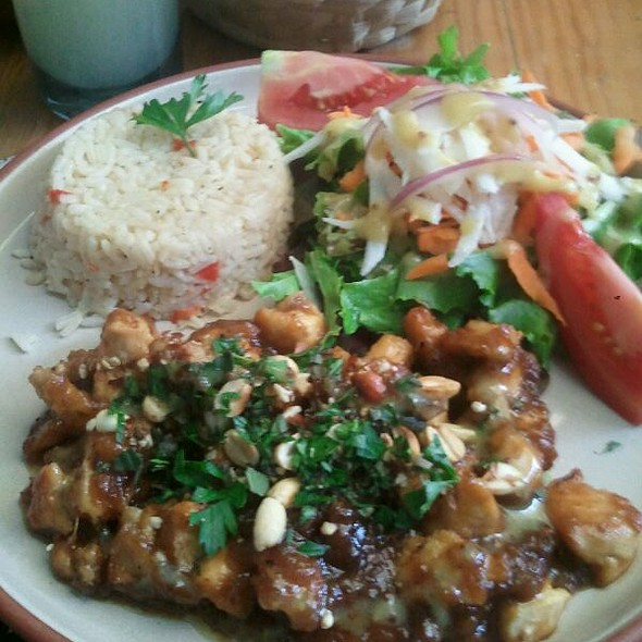 Pollo Chutney de Tamarindo @ La Jícara