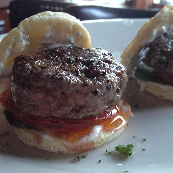 Miniature Lamb  Sliders - Sullivan's Steakhouse - Houston, Houston, TX