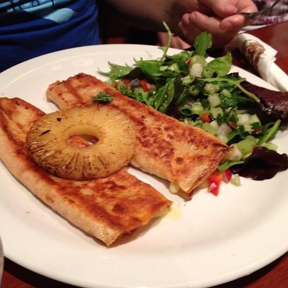Crepe Escape @ The Pancake Parlour Restaurants