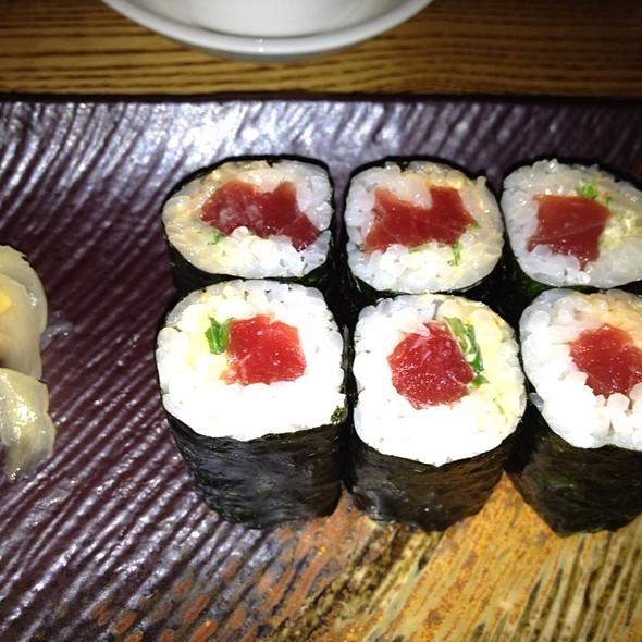 Spicy Tuna Roll @ Nobu Melbourne Crown Casino