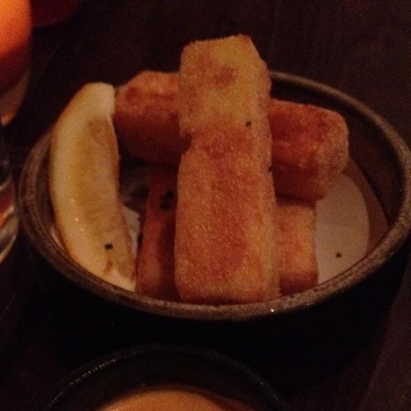 Panisse Frites @ Frances