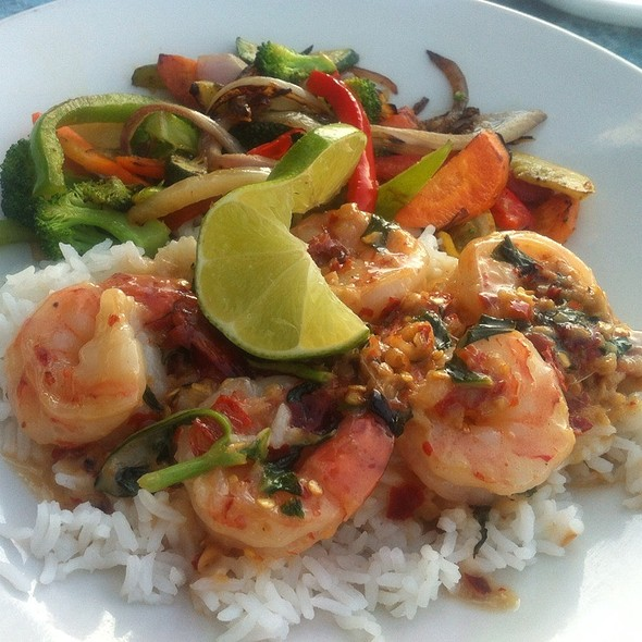 Thai Shrimp - Girvan Grille, Brooklyn Park, MN