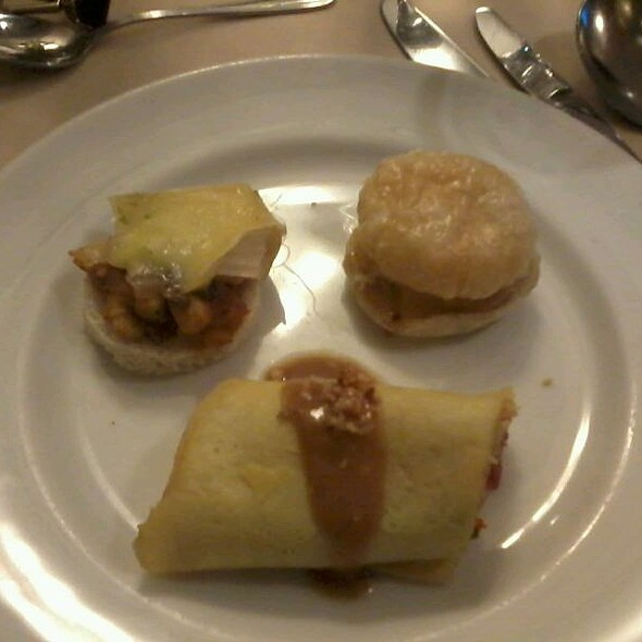 Assorted Hors de ouvres @ CSB Hotel - International Conference Center