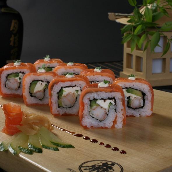 Sushi @ Nikko Sushi