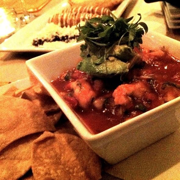 Ceviche @ Mesa Restaurant