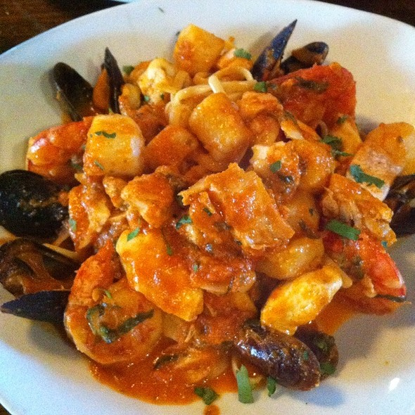 Seafood Boullibase - Tommy V's Urban Kitchen, Carlsbad, CA
