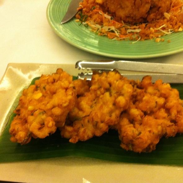 Perkedel Jagung (Corn Fritters)