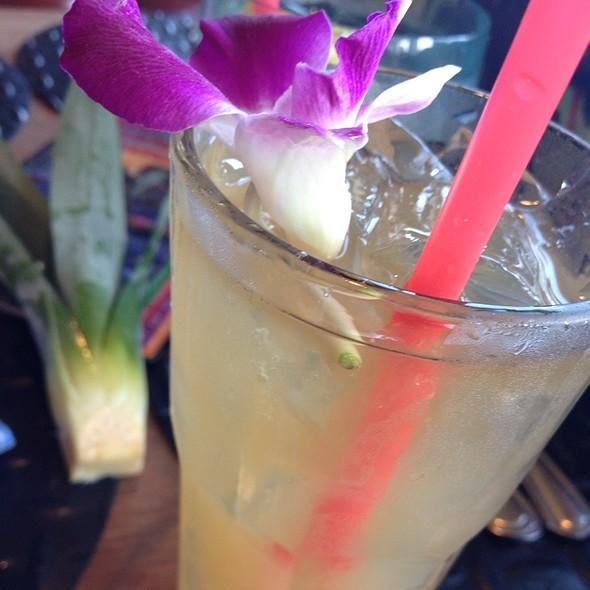 Mai Tai - Paradise Cove Beach Cafe, Malibu, CA