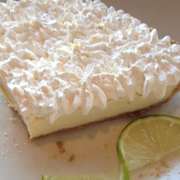 Key Lime Pie - Paradise Cove Beach Cafe, Malibu, CA
