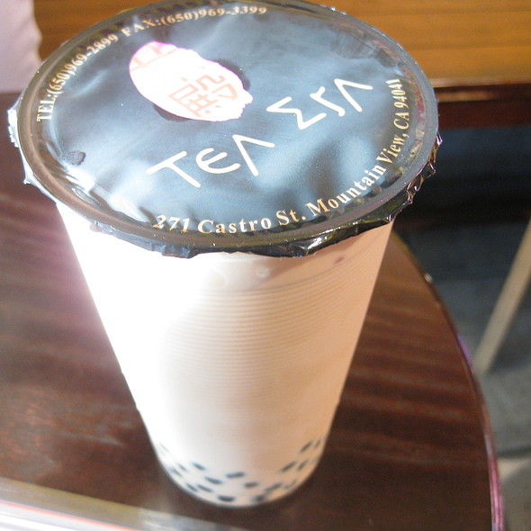 Earl Grey Milk Tea @ Tea Era