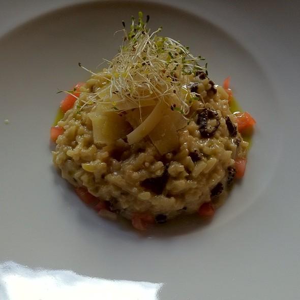 mushroom risotto @ Joseph's Wine & Food