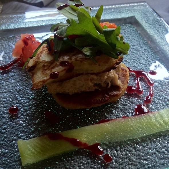 Crab On Blini @ Joseph's Wine & Food