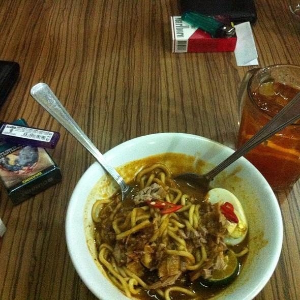 Mee Jawa Special @ D'Dapur Restaurant