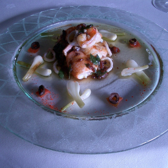 Seafood Salad @ Schwarzwaldstube