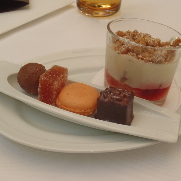 Sweets @ Gourmetrestaurant Lerbach