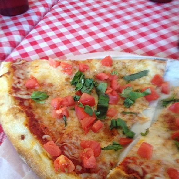 Margarita Pizza @ Luigi's Pizzeria