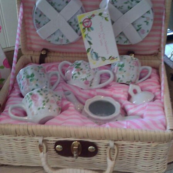 Teacup Set For Kids @  Tea Licious Oklahoma