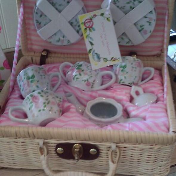 Teacup Set For Kids @  Tea Licious Oklahoma