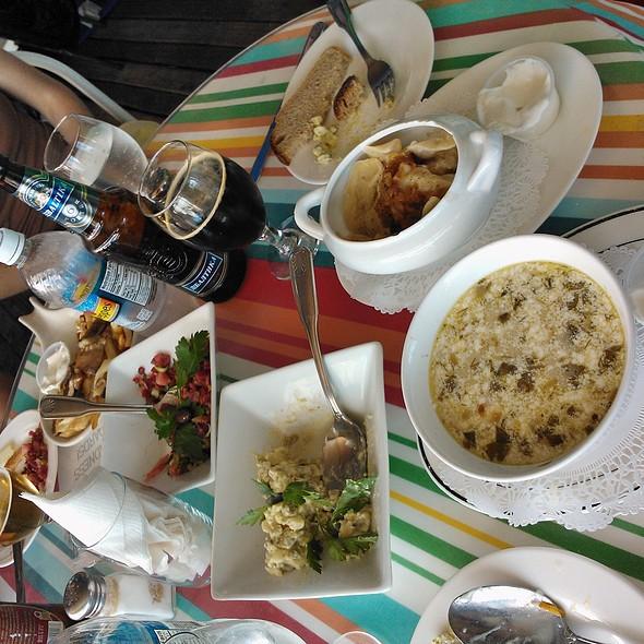 Meatballs Soup  @ Tatiana Cafe